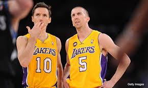 Nash e Blake